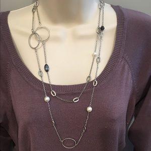 Rachel Jewelry - Rachel infinity fashion necklace