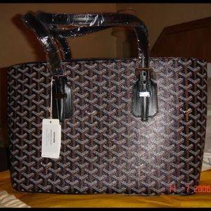 Goyard Handbags - Goyard Okinawa black tote bag