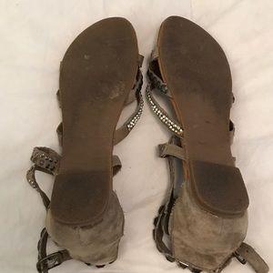 1cfc49f7bb4 Steven by Steve Madden Shoes - Banglez Steven by Steve Madden Gladiator  Sandals