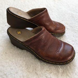 Dr. Martens Shoes - Dr. Martens Peanut Clogs