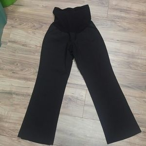 A Pea in the Pod Pants - A Pea in the Pod XS Black dress career pants