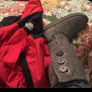 Ugg gray knit