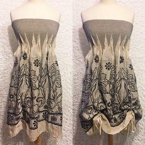 40 off s r fashions dresses amp skirts white boho crochet skirt