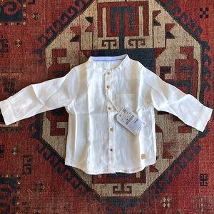 Zara Other - Zara Button Down Shirt
