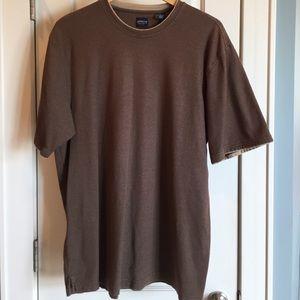 Arrow Other - Men's XL brown T by Arrow