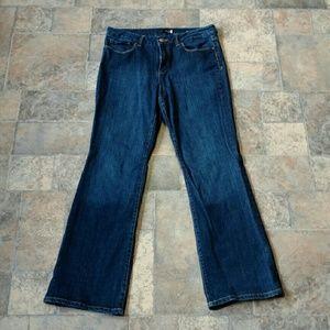 Seven7 Denim - EUC! Seven 7 dark wash boot cut jeans