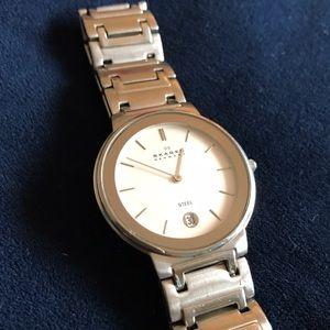 Skagen Other - Men's Skagen Stainless Steel Watch