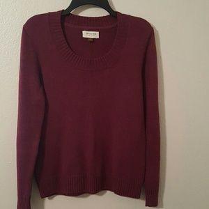 Sonoma  Sweaters - Last Call Donating 4/30 Sonoma Maroon Sweater