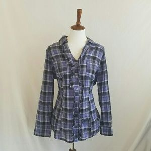 Lane Bryant 14/16 Button Up Shirt