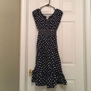 Sara Dresses & Skirts - Polka-dot dress