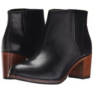 Wolverine + Samantha Pleet Leather Chelsea Boots