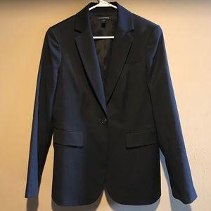 Lands' End Jackets & Blazers - Lands end navy blue blazer