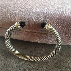 David Yurman Onyx bracelet