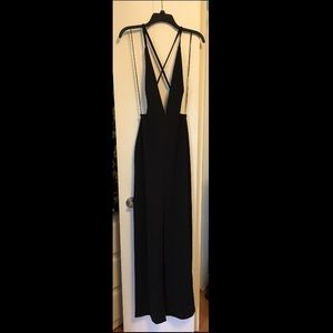 Solace London Irvin Maxi Dress NWT