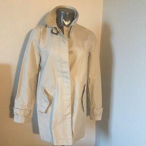 GAP Jackets & Blazers - Gap Khaki Lightweight Coat
