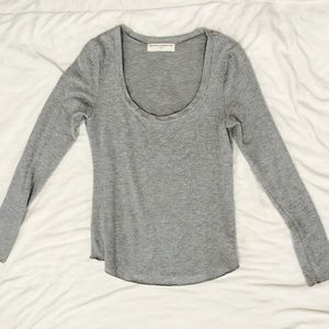 Project Social T by Urban Outfitters thick top