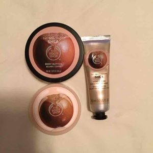 The Body Shop Other - The body shop Shea body butter & hand cream
