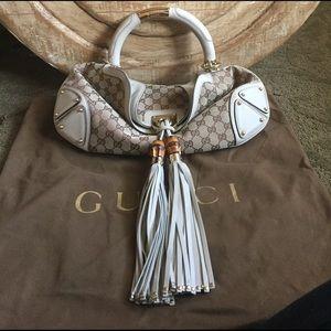 Gucci LA STORIA collection hobo bag