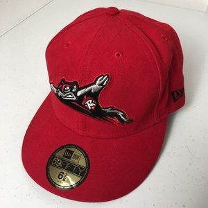 Other - Richmond Flying Squirrels Fitted Hat