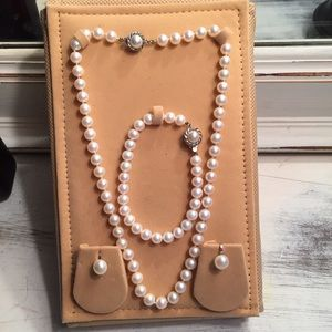 Shankarlal & Sons Jewelry - ❗️FINAL DROP ❗️Pearl Jewelry Set