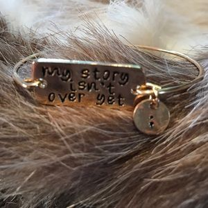 Very cute motivational bracelet