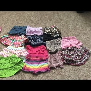 Other - 24m/2t shorts and skirts