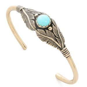 Pamela Love Jewelry - Pamela Love Reina Feather Cuff Bracelet