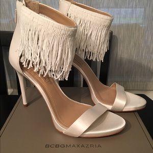 BCBG Shoes - BCBG unique heels 👠!!!!