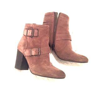 Brand new Vince Camuto Booties - Size 7