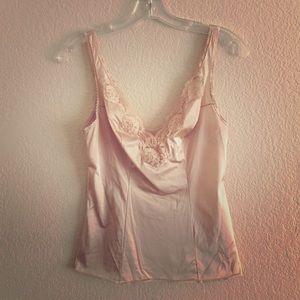 1980s Nude Camisole