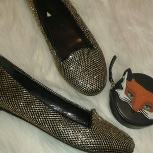 Sam & Libby Shoes - Chainmail flats