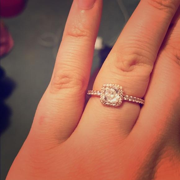 98543f12240 Pandora timeless elegance ring rose gold