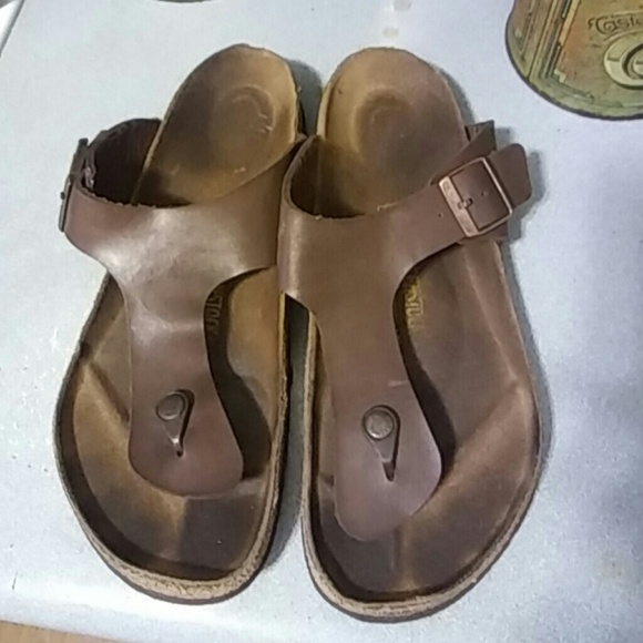 bb9c256effd1 Birkenstock Other - Birkenstock Ramses Brown Synthetic Birkoflor. 45 R