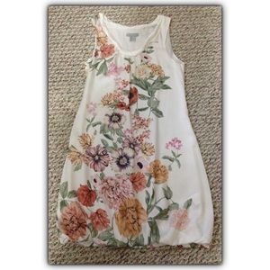 H&M Dresses & Skirts - Beautiful multi color flowery dress