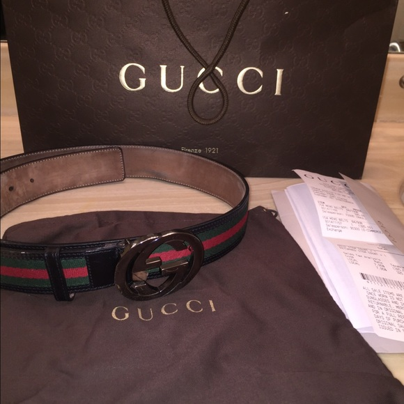 Gucci Other - Authentic Gucci belt