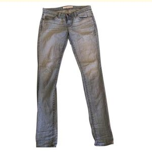 "Pair of JBrand ""Omaha"" light wash skinny jeans"