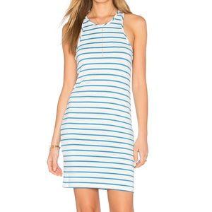 Amour Vert Dresses & Skirts - NWT Amour Vert Cotton Ocean Striped Dress Medium M