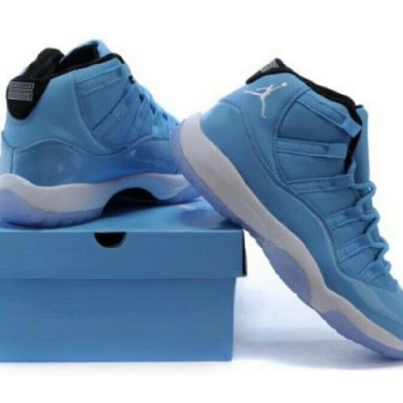 bd6f2865167b2 New Nike Air Jordan 11 retro Baby blue