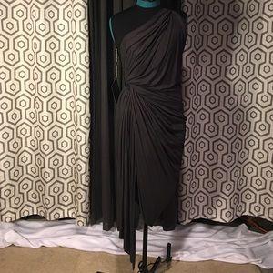 Lanvin Dresses & Skirts - Lanvin scuba robe dress size 38