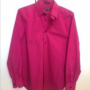 Medium Express 1MX Modern Fit Men's Dress Shirt