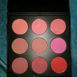 Morphe Palette blush