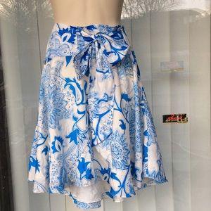 Tibi Dresses & Skirts - Tibi 100% silk skirt lined