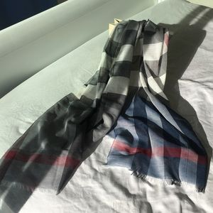 Burberry Accessories - Authentic Burberry silk blend scarf new