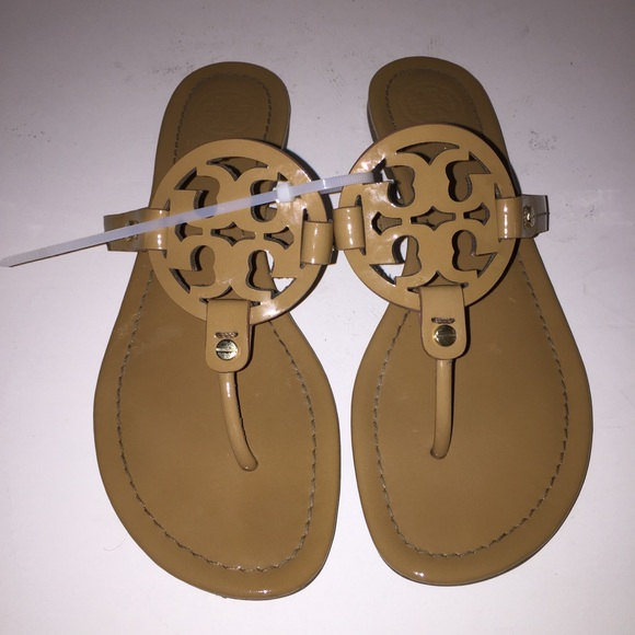 Tory Burch Shoes | Nude Miller Sandals