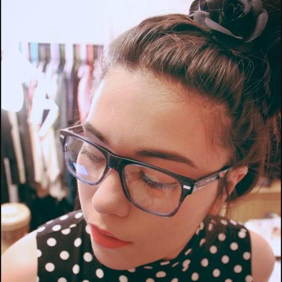 2ee13427eaa Warby Parker Holt Frames Blue Slate Fade RARE. M 5893fc536a5830595901e867