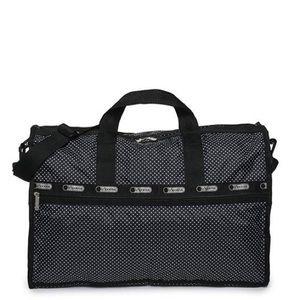 LeSportsac Handbags - NWOT LeSportsac {Blue Floral} Large Weekender
