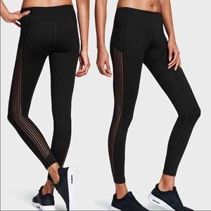VSX Sheer Me Tape Knockout Tights Leggings