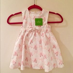 kate spade Other - 🌸💕Host Pick💕🌸 NWTS Kate Spade Summer Dress 24M