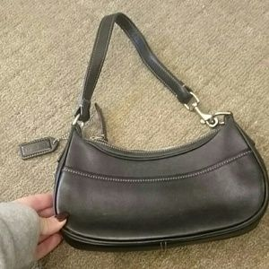 Coach clutch mini handbag