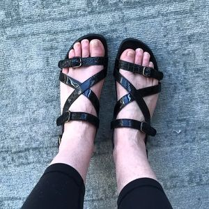 Anyi Lu Shoes - Anyi Lu Italian sandals